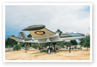 Canberra Bomber - Transport Museum Wanaka