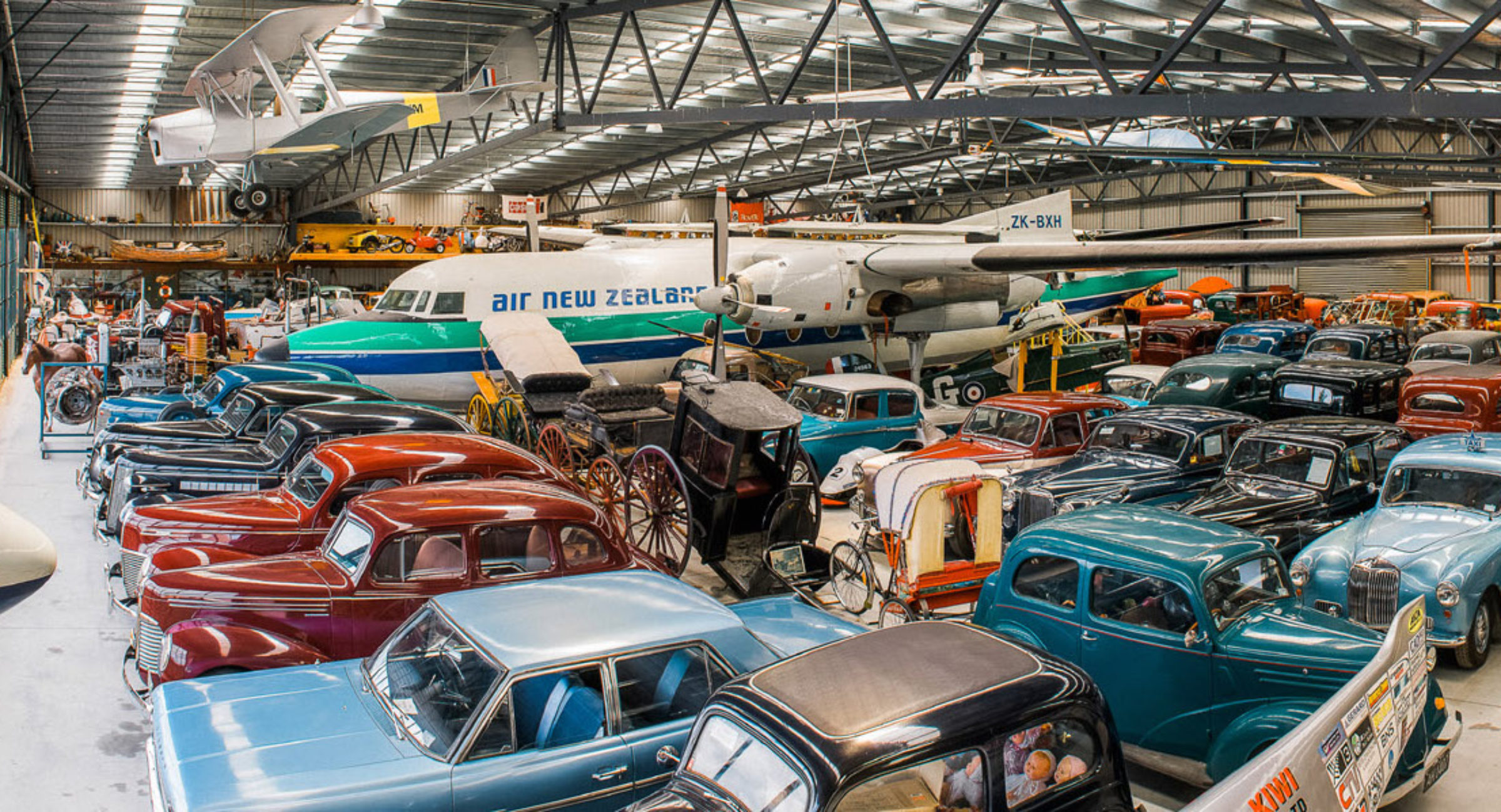 National Transport & Toy Museum Wanaka, NZ