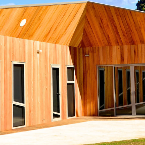 Wanaka Home Construction Building Timber Cedar