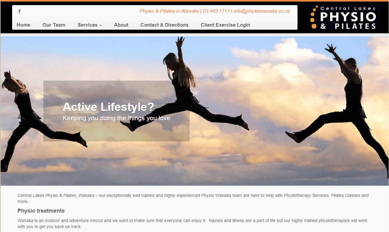 Central Lakes Physiotherapy