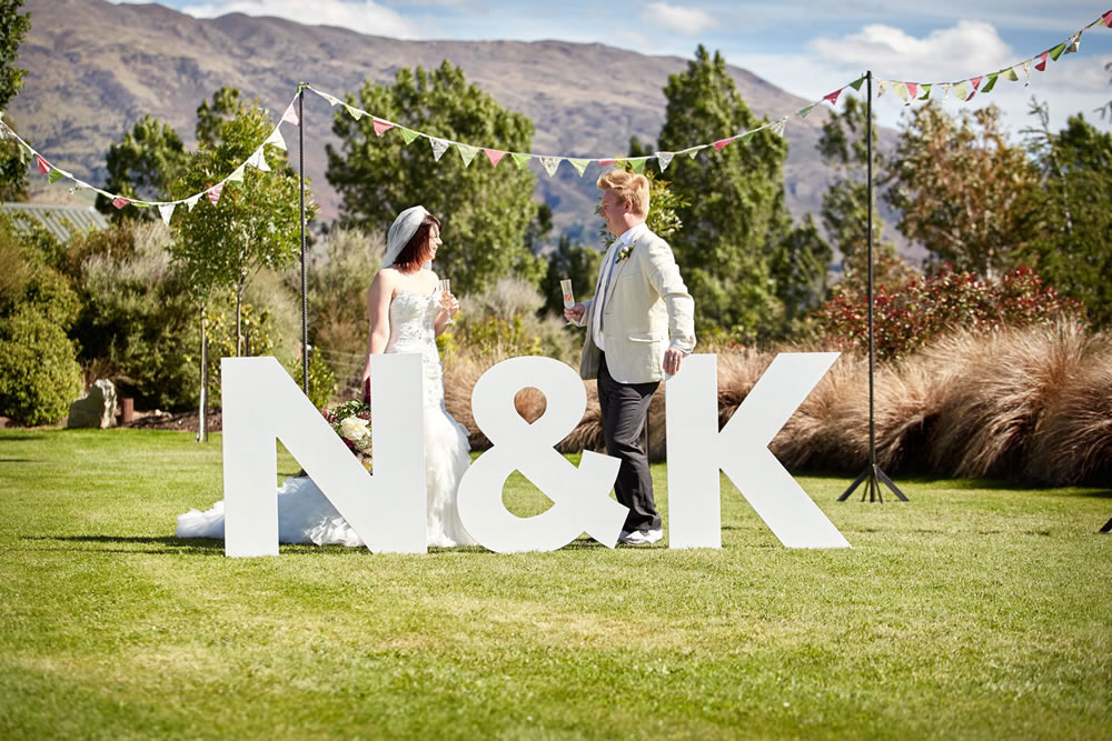 Wanaka wedding hire