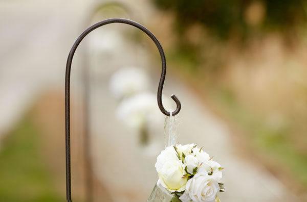 rustic wedding hire