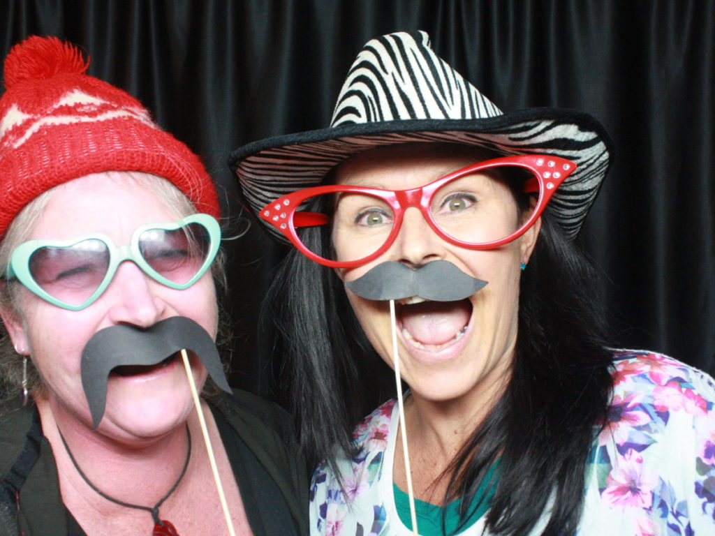 Queenstown photo booth