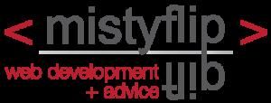 Wanaka Website Help - Mistyflip Logo